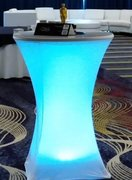 "30"" LED Bistro Table"