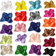 Satin Dinner Napkin - Available In Most Colors