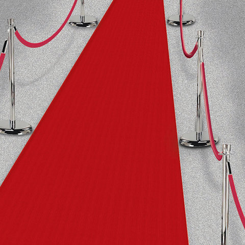 Red Carpet - 25' Section