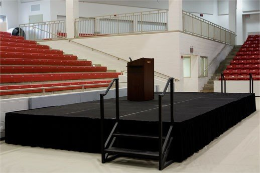 8' X 20' Stage