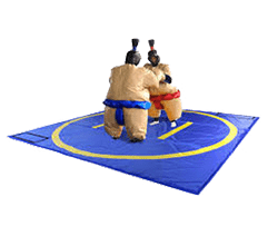 Sumo Suit Wrestling Game Rental