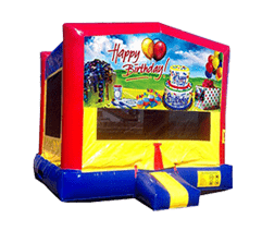 Theme bounce house rentals