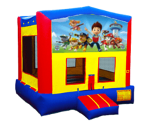 Paw Patrol Bouncy Jumper