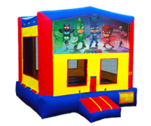 PJ Masks Space Walk