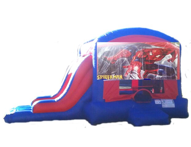 Spiderman Fun House Combo