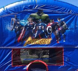 Avenger Bounce House