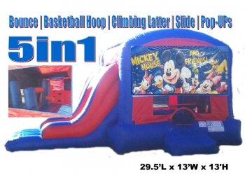 Mickey Mouse Fun House Combo