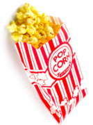 ADDITIONAL POPCORN
