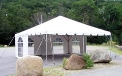 20 X 20 Frame Tents