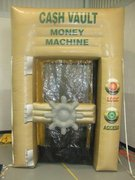 Jumbo Cash Vault/Money Cube