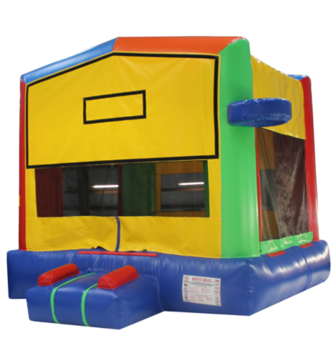 The Colored Bounce House