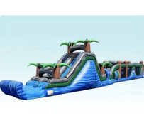 75' Paradise Obstacle Course