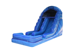The Blue Crush Water Slide
