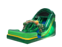 18'' Tropical Water Slide