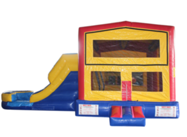 The Modular Combo Bounce House